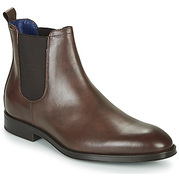 Shoes Men Mid boots Azzaro SEVILLE Brown