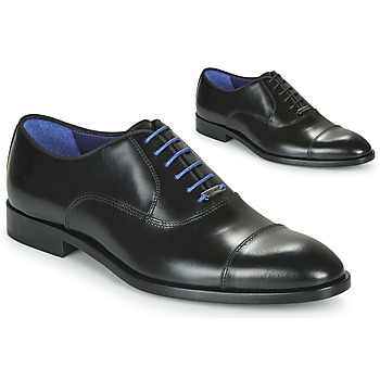 Shoes Men Brogue shoes Azzaro ZEMOUL Black