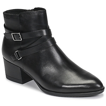 Shoes Women Ankle boots Tamaris NAJMA Black