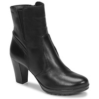 Shoes Women Ankle boots Tamaris CARMEN Black