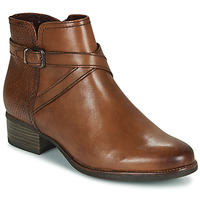 Shoes Women Ankle boots Tamaris MARLY Brown