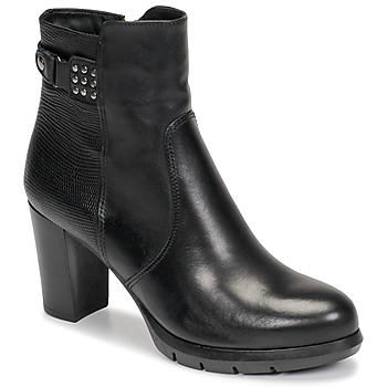 Shoes Women Ankle boots Tamaris MESINA Black