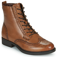 Shoes Women Mid boots Tamaris SUZAN Brown