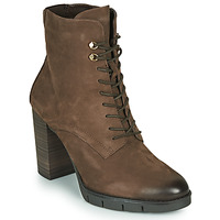Shoes Women Ankle boots Tamaris ANRA Brown