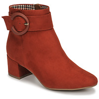 Shoes Women Ankle boots Tamaris CIKA Red