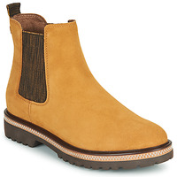 Shoes Women Mid boots Tamaris JENNA Brown