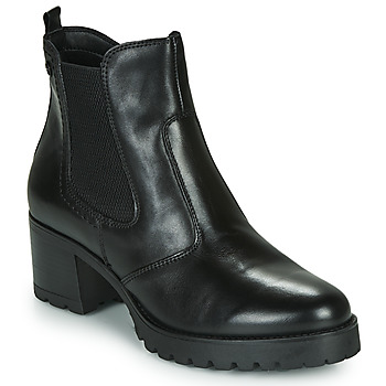 Shoes Women Ankle boots Tamaris SALVO Black