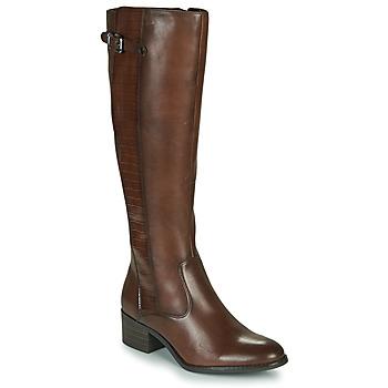 Shoes Women Boots Tamaris BAKU Brown