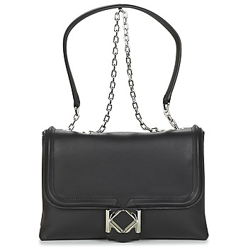 Bags Women Shoulder bags Karl Lagerfeld MISS K MEDIUM SHOULDERBAG Black