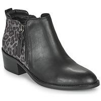 Shoes Women Ankle boots Elue par nous HOUP Black
