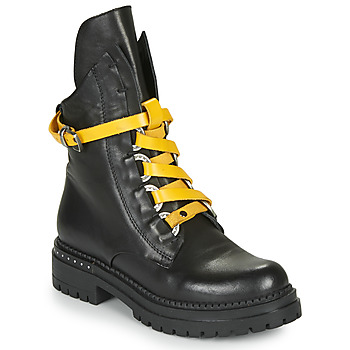 Shoes Women Mid boots Metamorf'Ose HADASSA Black
