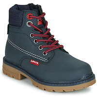 Shoes Children Mid boots Levi's NEW FORREST Marine