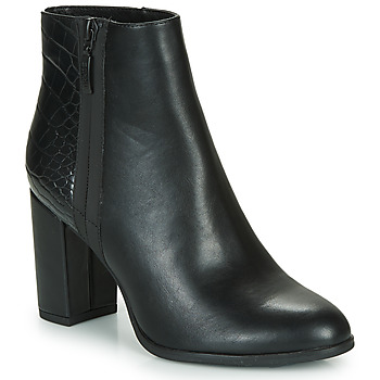 Shoes Women Ankle boots Esprit VERONA BOOTIE Black