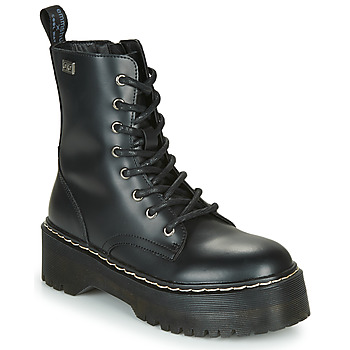 Shoes Women Mid boots Emmshu ABI Black