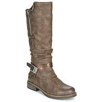 Shoes Women Boots Emmshu CLESY Brown