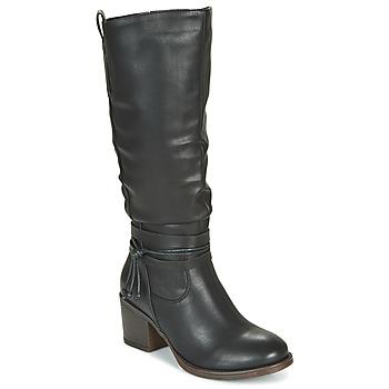 Shoes Women Boots Emmshu FILI Black