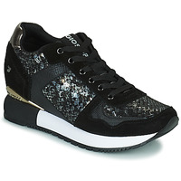 Shoes Women Low top trainers Gioseppo RAPLA Black