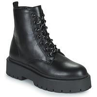 Shoes Women Mid boots Gioseppo YELABUGA Black