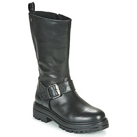 Shoes Women Mid boots Gioseppo VALLENDAR Black