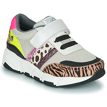 Shoes Girl Low top trainers Gioseppo PREETZ Multicoloured