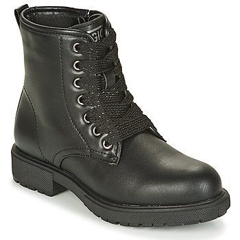 Shoes Girl Mid boots Gioseppo YELETS Black