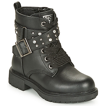 Shoes Girl Mid boots Gioseppo WARIN Black