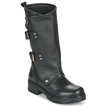 Shoes Women Boots Musse & Cloud MARVIN Black
