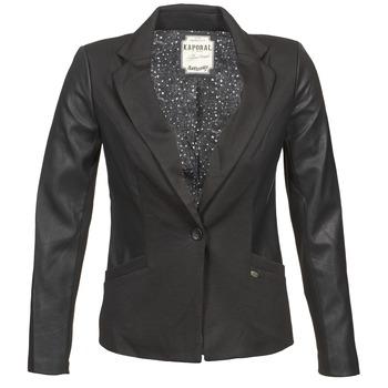 material Women Jackets / Blazers Kaporal SOMA Black