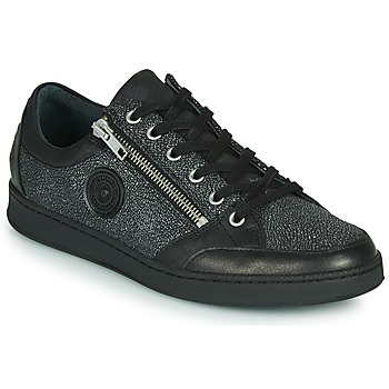 Shoes Women Low top trainers Pataugas LUCY/MIX F4F Black