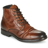 Shoes Men Mid boots Redskins BAMBOU Brown