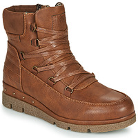 Shoes Women Mid boots Refresh 72412 Camel