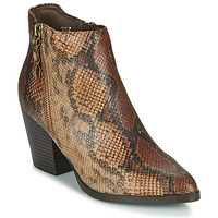 Shoes Women Ankle boots Refresh 72615 Brown