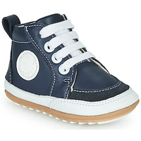 Shoes Children Mid boots Robeez MIGO Blue