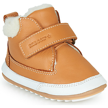 Shoes Children Mid boots Robeez MIKRO SHOW Brown