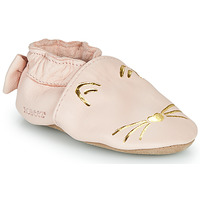Shoes Girl Slippers Robeez GOLDY CAT Pink
