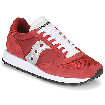 Shoes Men Low top trainers Saucony JAZZ VINTAGE Red / White