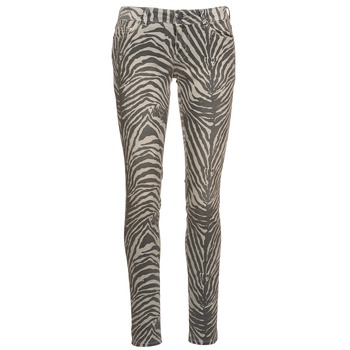 material Women slim jeans Cimarron MIA Grey