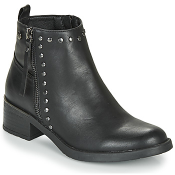 Shoes Women Mid boots Xti 44744 Black