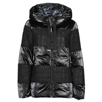 material Women Duffel coats Desigual ALFA Black