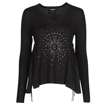 material Women jumpers Desigual BARI Black