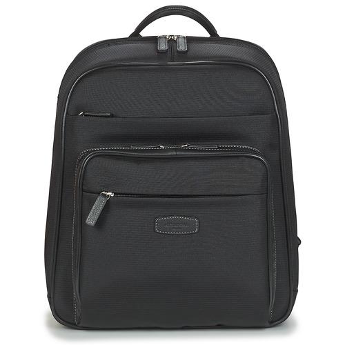 Bags Rucksacks Hexagona TRAVEL BUSINESS Black