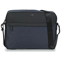 Bags Men Messenger bags Hexagona MERCURE Blue