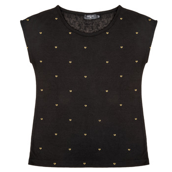 material Girl short-sleeved t-shirts Deeluxe LOVELY Black