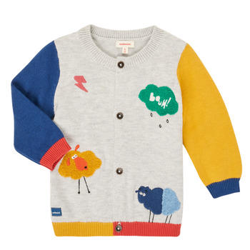 material Boy Jackets / Cardigans Catimini CR18020-20 Multicolour