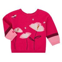 material Girl Jackets / Cardigans Catimini CR18033-35 Pink