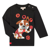 material Boy Long sleeved shirts Catimini CR10022-02 Black