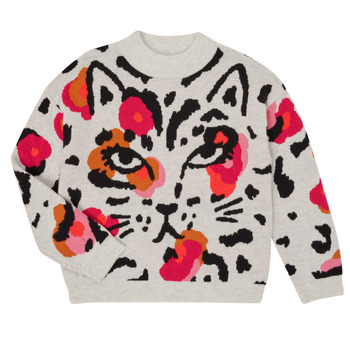 material Girl jumpers Catimini CR18035-11 Multicolour