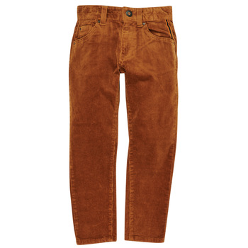 material Boy 5-pocket trousers Catimini CR22024-64-C Brown