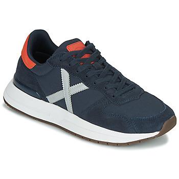 Shoes Men Low top trainers Munich SOON Blue