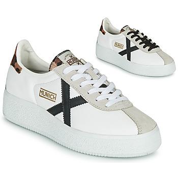Shoes Women Low top trainers Munich BARRU SKY White